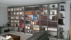 meuble bibliothèque longue durée