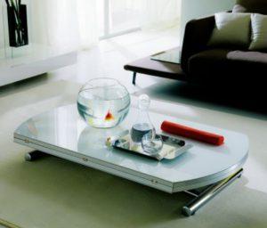 exemple de table idéal pour une chambre d'amis